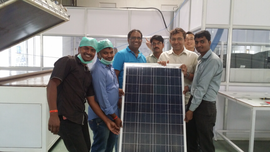 Open Solar Factory Cheaper Solar Panel Production Line